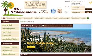 3 Palmenmann Gutscheine Fur Gartenpflanzen